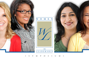 Women in Leadership symposium