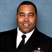 Captain James LaVelle Dickens, DNP, RN, FNP-BC, FAANP